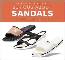 クロックス Sandal Collection これからの季節に活躍する春夏のサンダルコレクション クロックス公式オンラインショップ。公式ならではの豊富な品揃え。送料無料。最短翌日お届け。お電話でのご注文受付中!