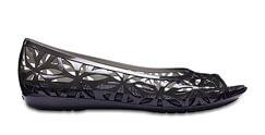 Women's Crocs Isabella Jelly II Flats
