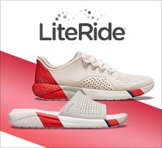 クロックス Literide Colorblock 快適な新素材「ライトライド」に新色が登場 クロックス公式オンラインショップ。公式ならではの豊富な品揃え。送料無料。最短翌日お届け。お電話でのご注文受付中!