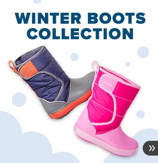 クロックス ウィンターブーツ -Winter Boot-暖かくて軽いブーツコレクション!ユニセックスからキッズまで品揃え多数!クロックス公式オンラインショップ。公式ならではの豊富な品揃え。日本全国送料無料。最短翌日お届け。お電話でのご注文受付中!