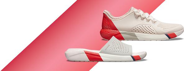 LiteRide™ Slide & Women's LiteRide™ Pacer