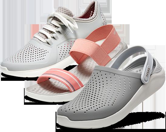 LiteRide™ Clog & Women's LiteRide™ Sandal & Women's LiteRide™ Pacer