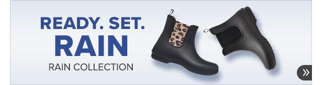 クロックス レインシューズ(長靴)コレクションのイメージ画像
