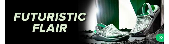クロックス ライトライドカモフラージュ コレクションのイメージ画像
