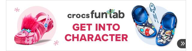 クロックス ファン ラブ コレクション CROCS Fun Lab COLLECTION