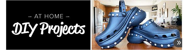 クロックス DIYプロジェクトのイメージ画像