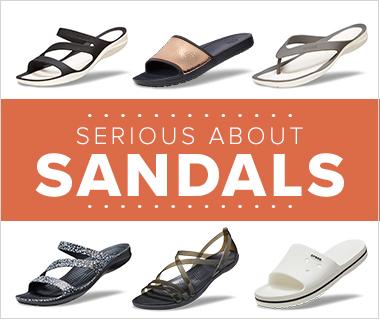 クロックス サンダル Sandal Collection