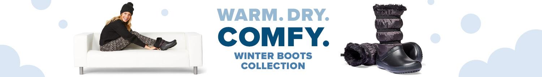 クロックス ブーツコレクション -Winter Boots Colleciton-