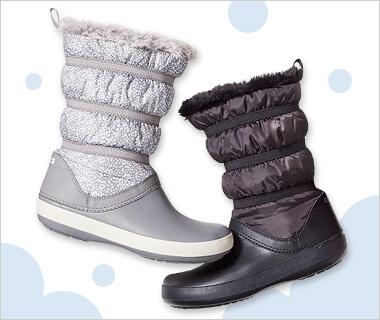 クロックス ブーツ コレクション Winter Boos Colleciton