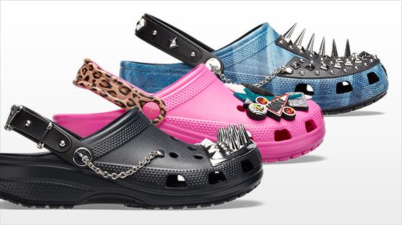 Psy X Crocs Classic Clog.