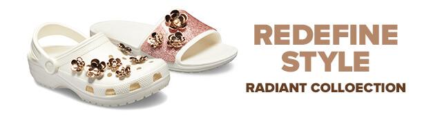 クロックス ラディアント –Radiant-
